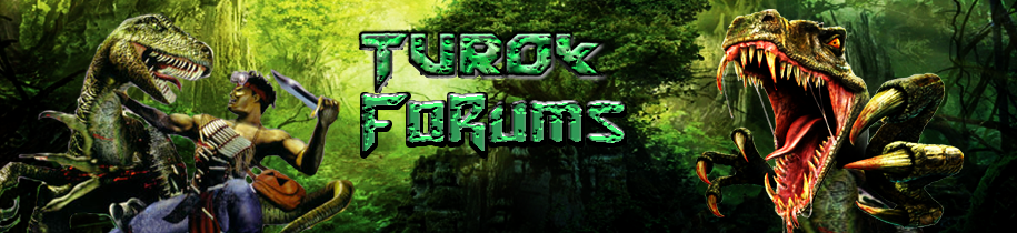 Turok: Dinosaur Hunter Forums!